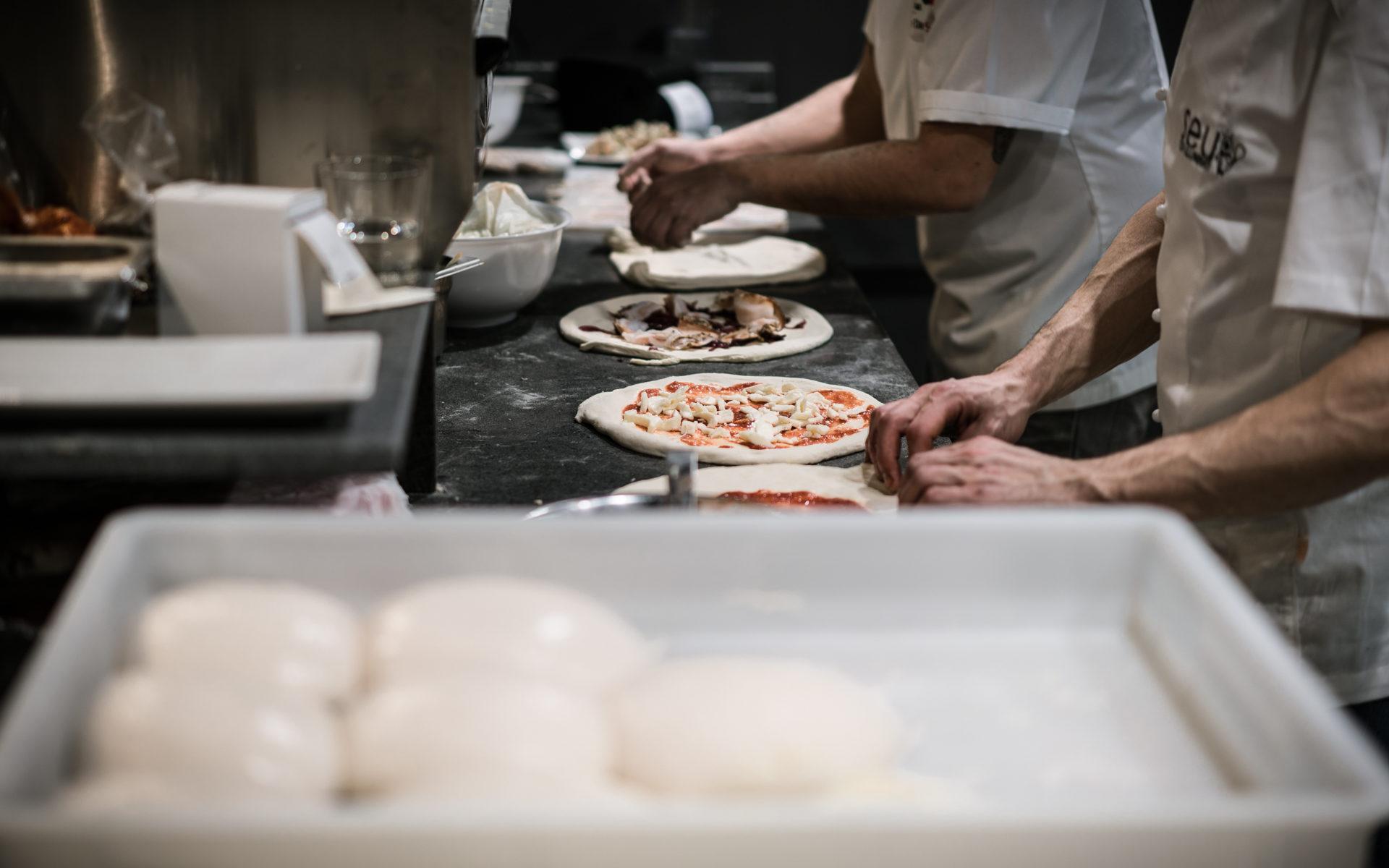 PierdanieleSeu pizza