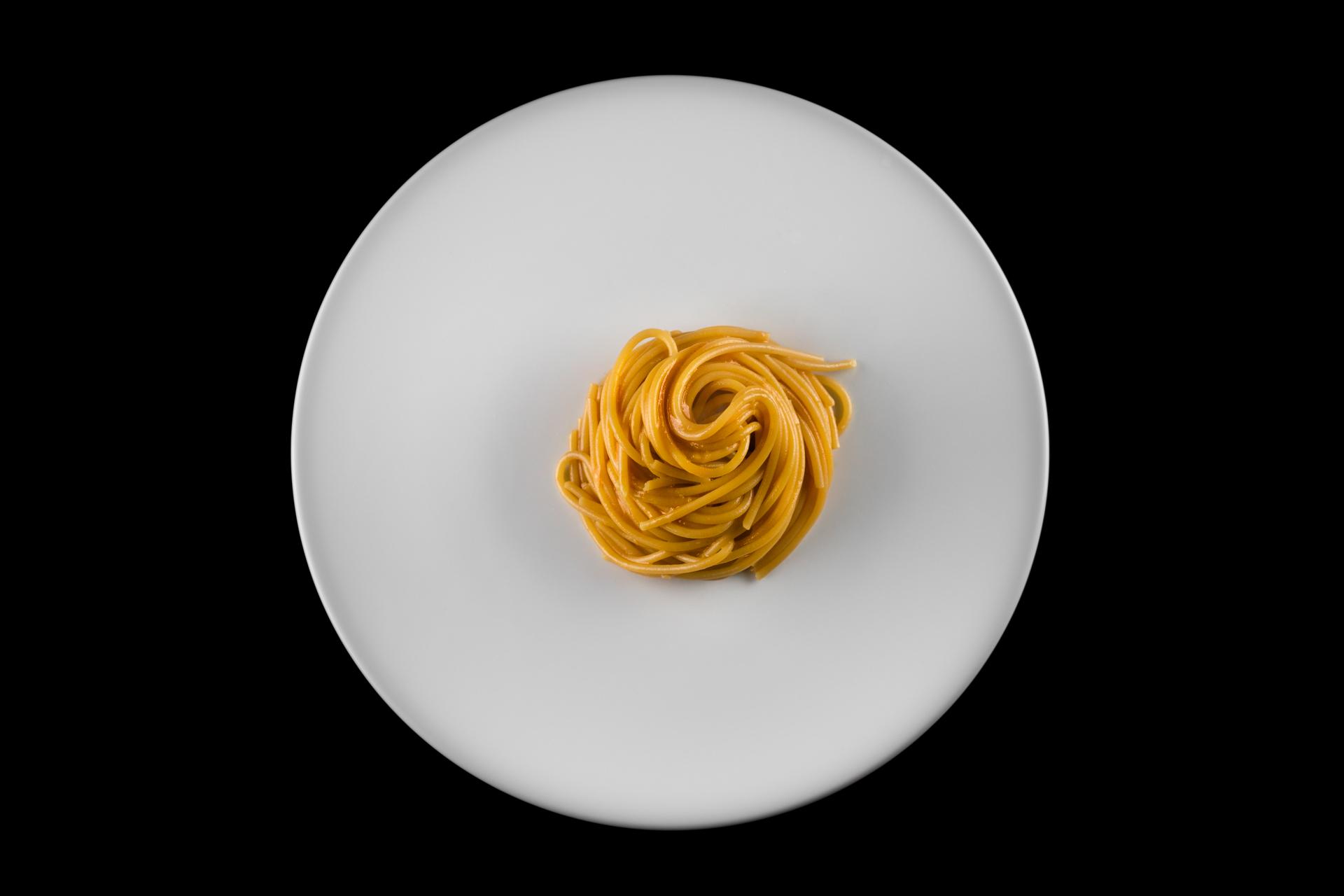 spaghetti scampi, infoodfamily