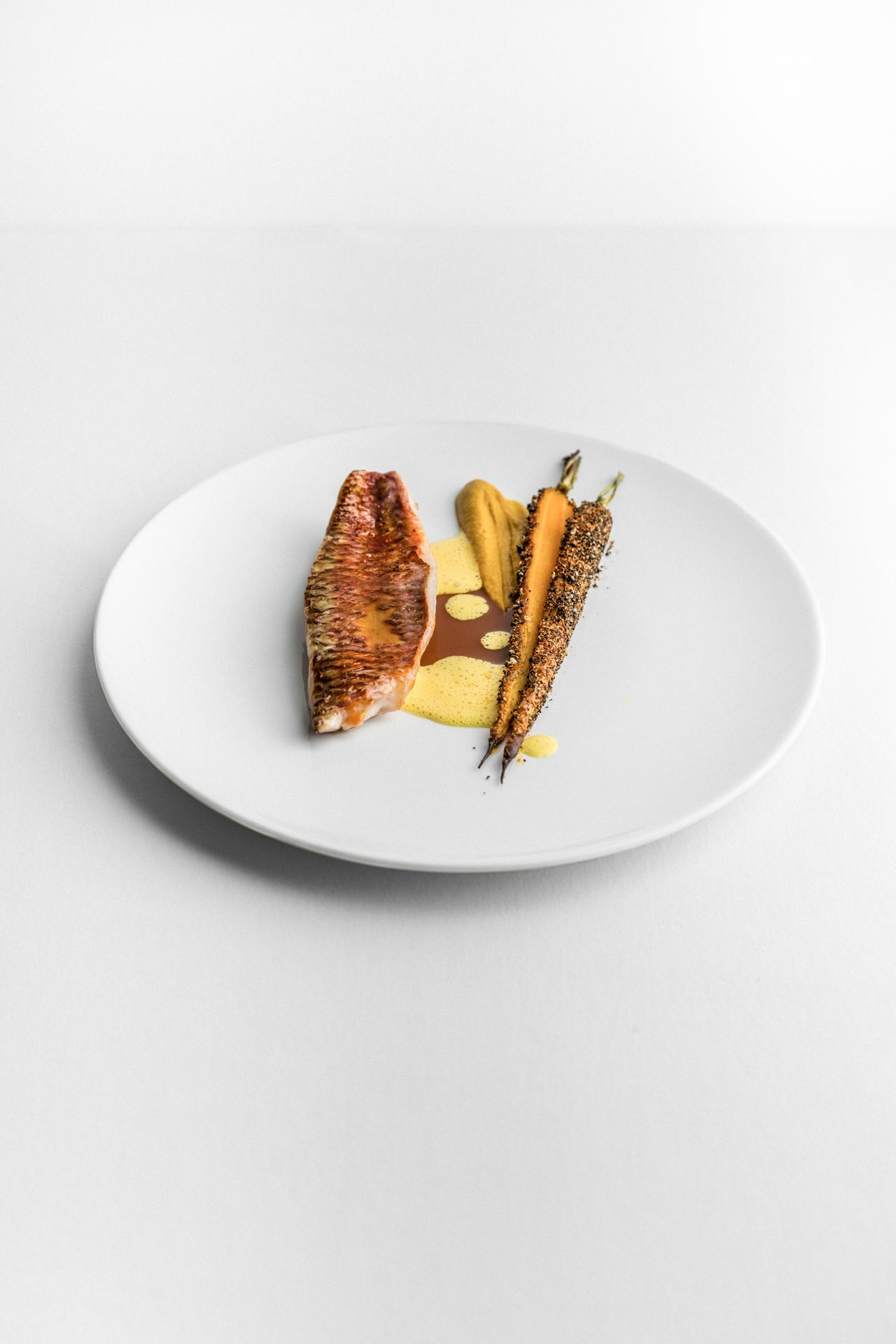Triglia, carote e Medioriente di Luca Bizzarri, infoodfamily, foto di Matteo Bizzarri